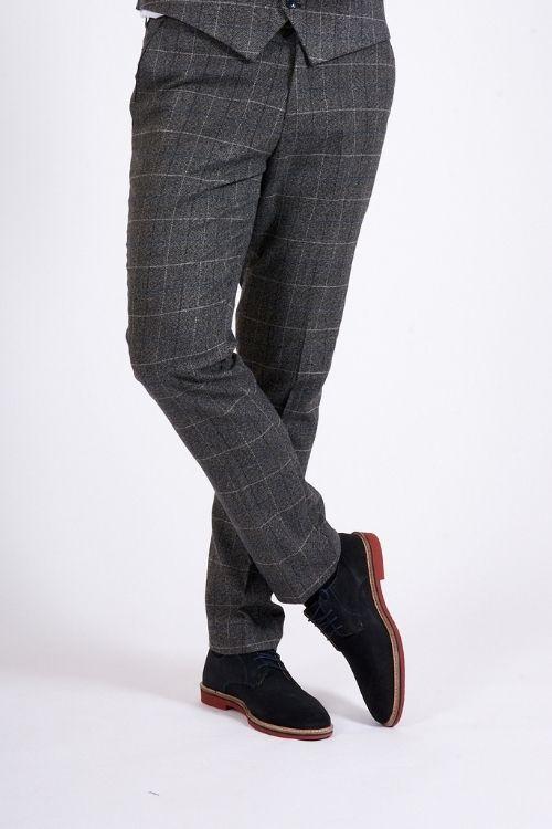 Marc Darcy Scott Grey Trouser