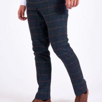 Marc Darcy Eton Blue trouser
